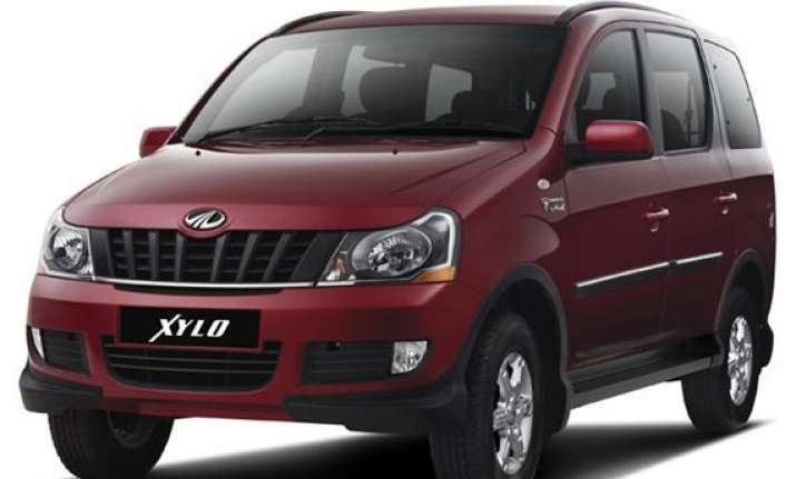 mahindra xylo touches one lakh sales mark