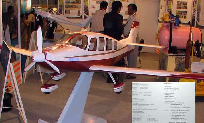 mahindras hopeful of launching its first plane nm5 in 6