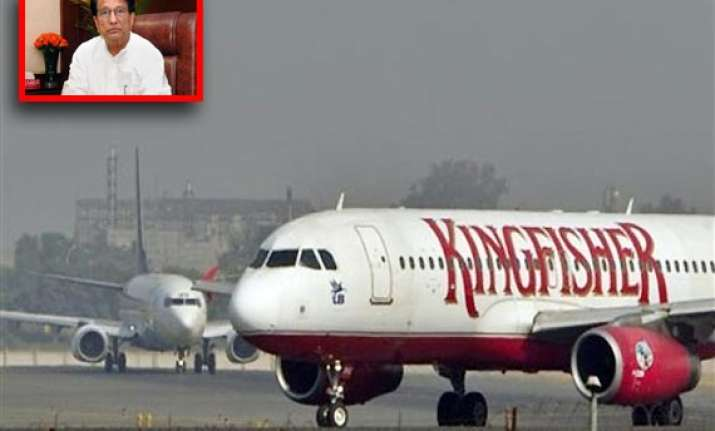 mallya will have to take call on closing kingfisher says