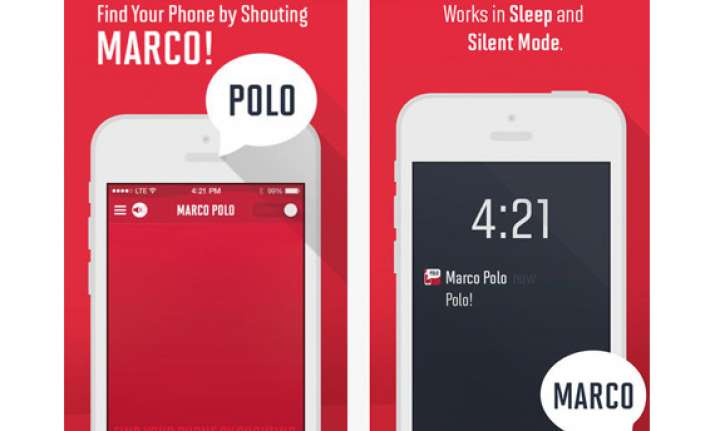 marco polo app helps you locate your misplaced phone