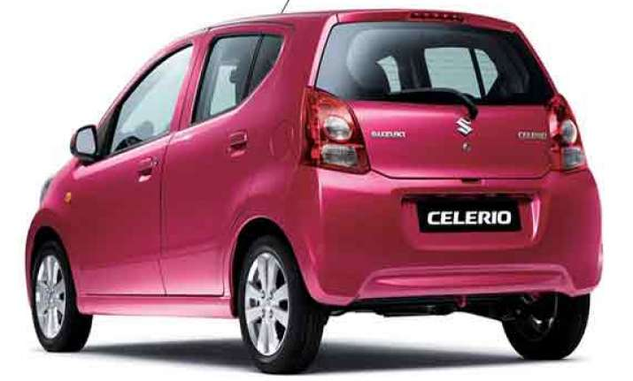 Maruti A Star Replacement To Be Named As Celerio