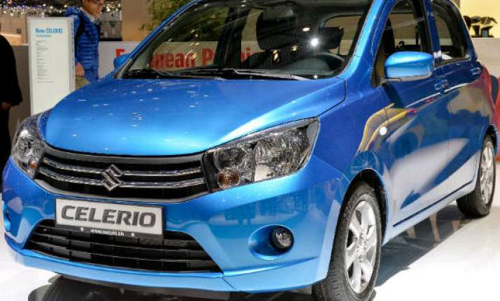maruti suzuki celerio cng to debut in june diesel version