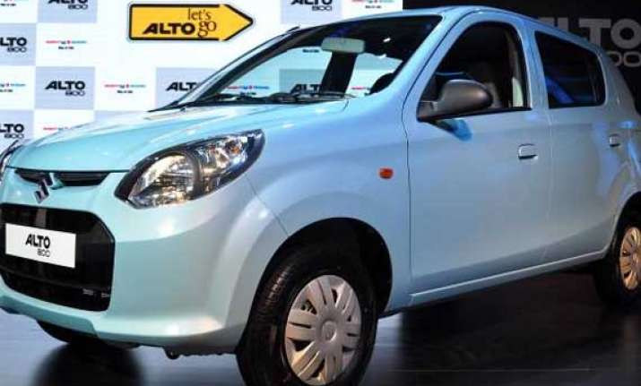 maruti suzuki sales up 12 in september