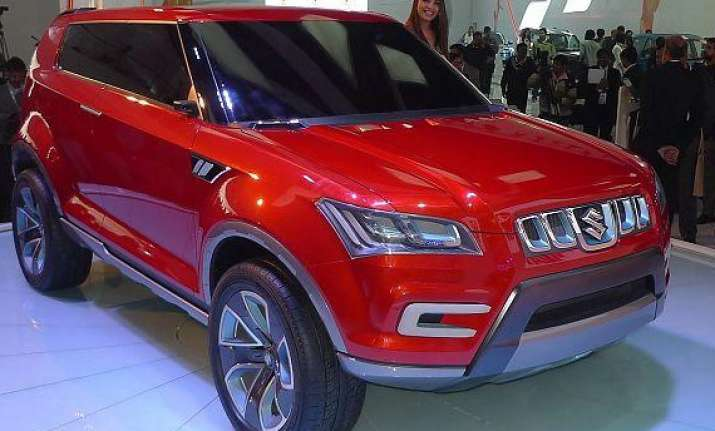 maruti xa alpha pictures and details