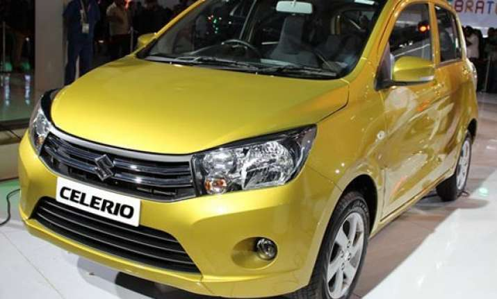 maruti launches cng celerio at rs 4.68 lakh