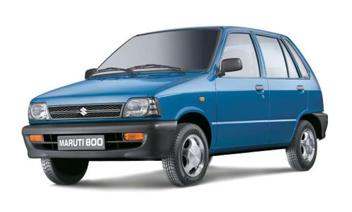 maruti suzuki stops production of iconic maruti 800
