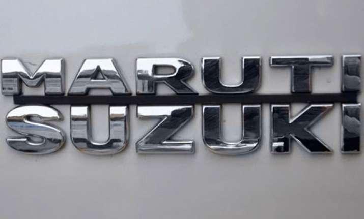 maruti suzuki sales down 5 per cent in may