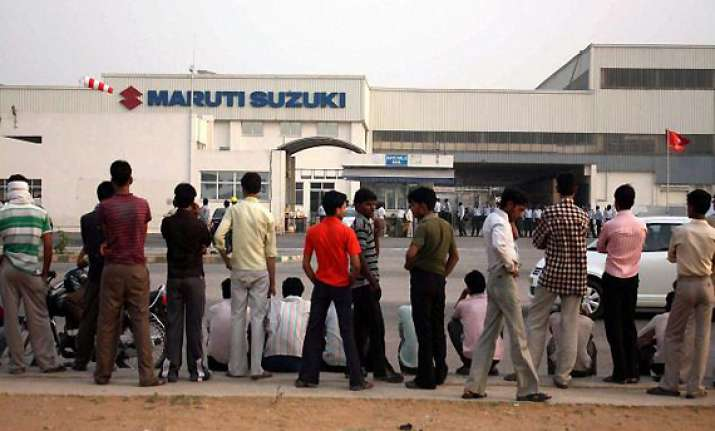 msi sacks 25 more workers tension intensifies at manesar