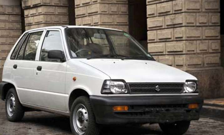 maruti s new 800cc car to hit market later this year