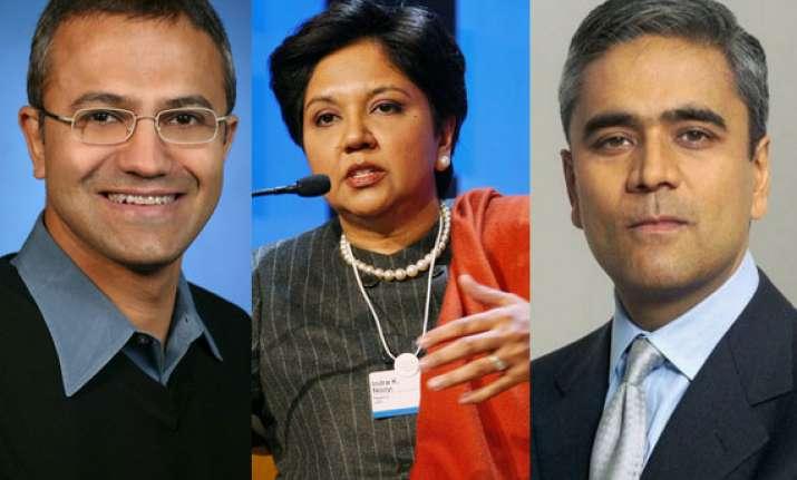 meet the world s top 10 indian origin ceos