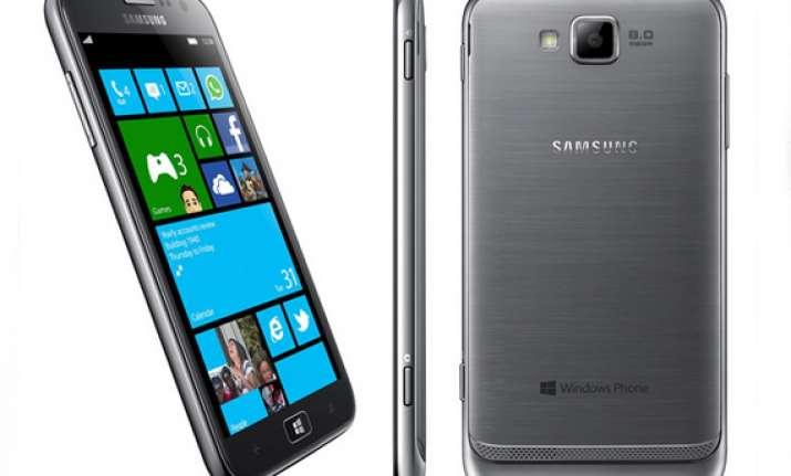 meet samsung s premium windows phone 8 handset the ativ s