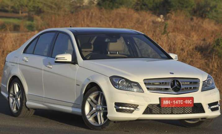 merc c class performance edition launched