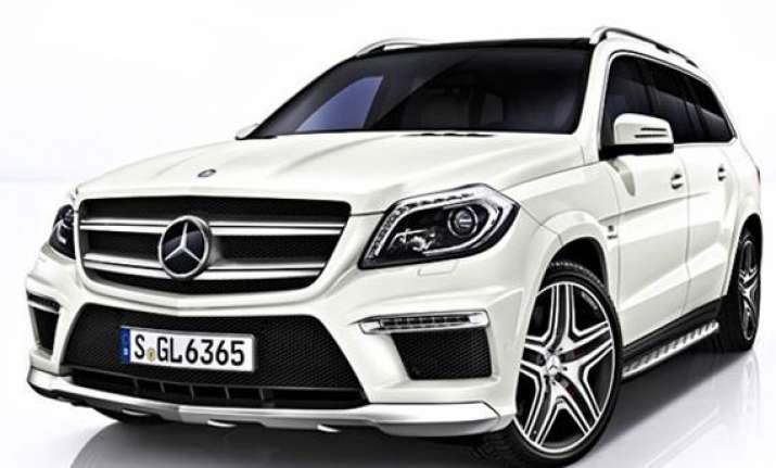 mercedes benz gl 63 amg launched priced at rs 1.66 crore