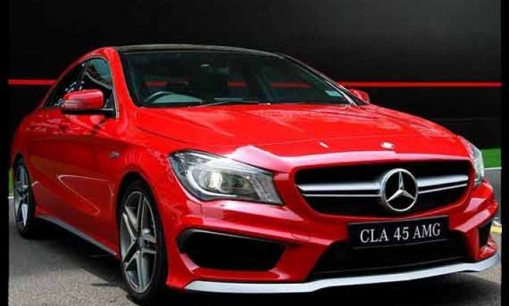 mercedes benz india sales up 25 in h1 2014
