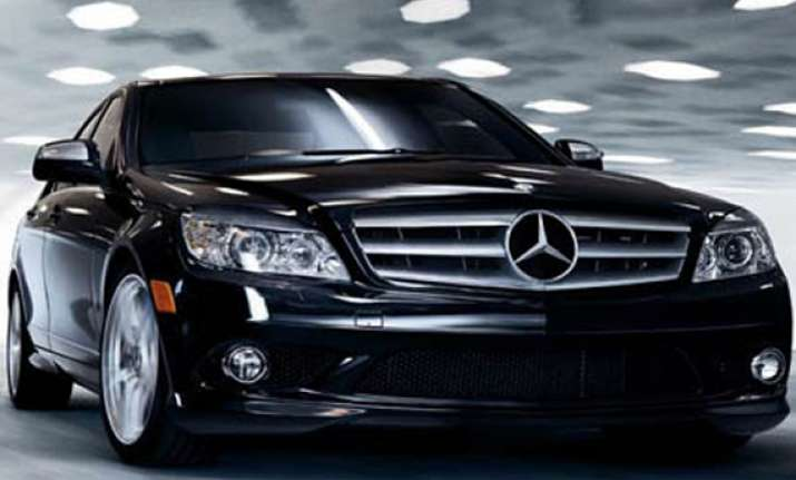 mercedes profits to be hurt by rupee depreciation and