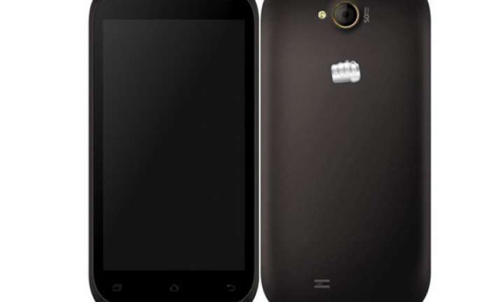micromax canvas elanza now available online at rs 9 400