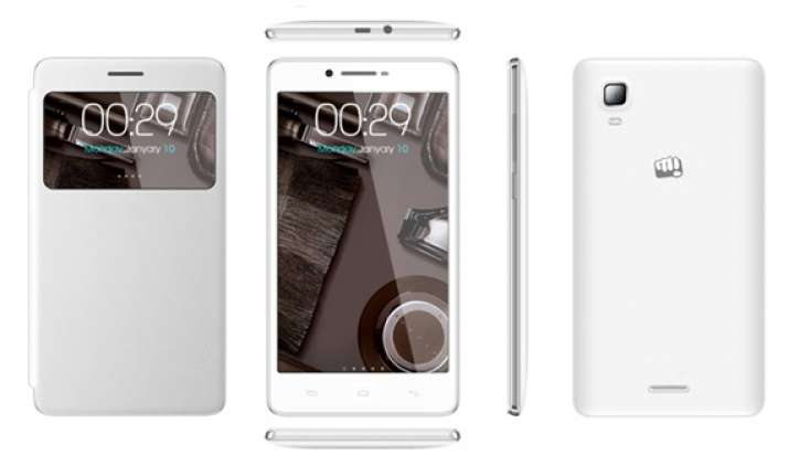 micromax canvas doodle 3 with 1.3 ghz processor launched at