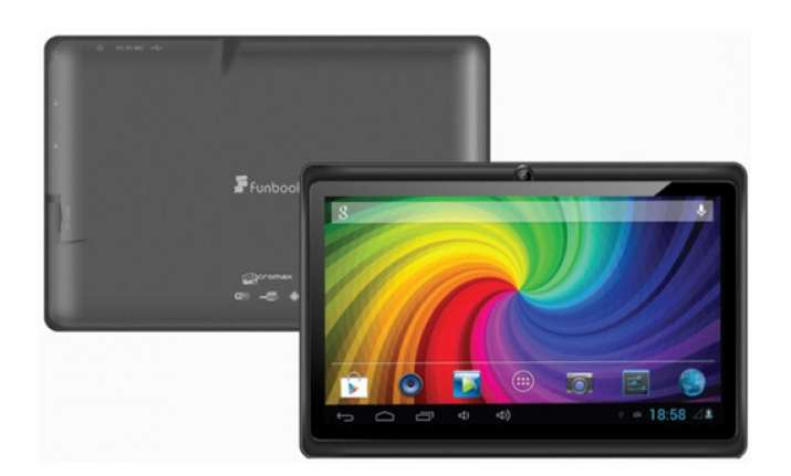 micromax launches budget tablet funbook p280 at rs 4 650
