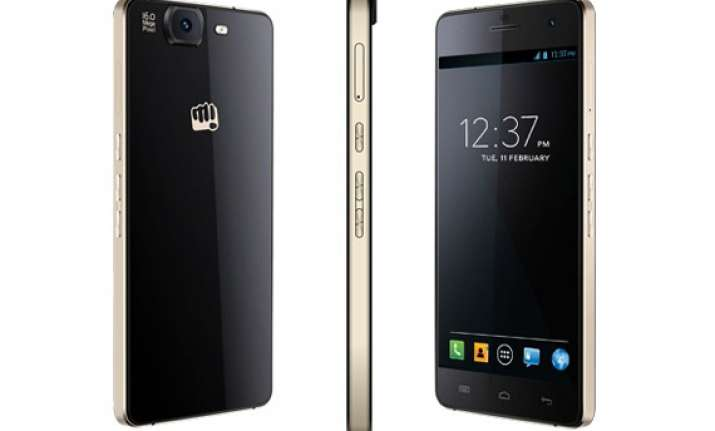 micromax canvas knight a350 is probably the best micromax