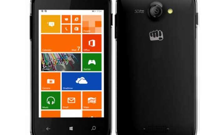 micromax launches two new windows 8.1 devices