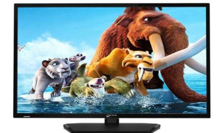 micromax launches 32 inch led tv via snapdeal at rs 16 490