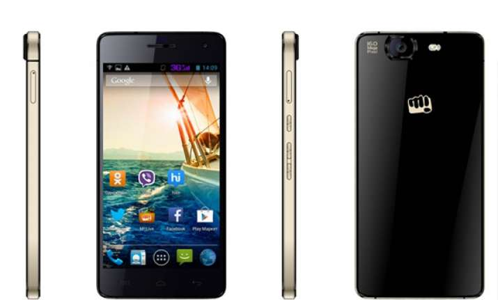 micromax to soon launch canvas knight a350 in india