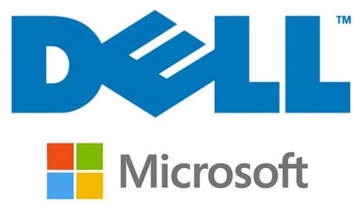 microsoft dell sign android chrome patent deal