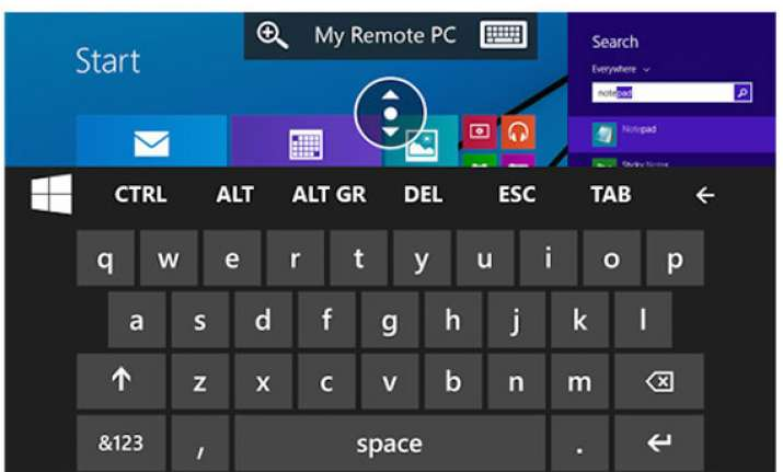 microsoft remote desktop now available on windows phone 8.1