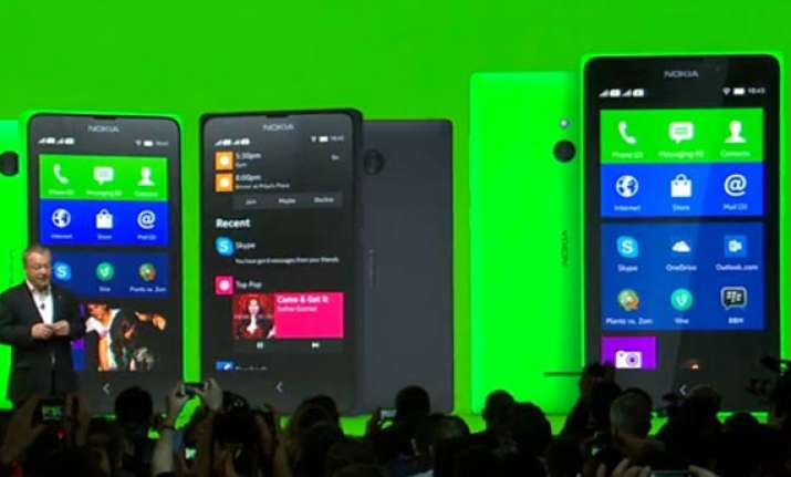 nokia launches android running nokia x