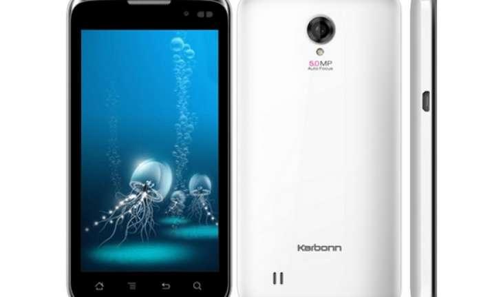 mobile review karbonn a21