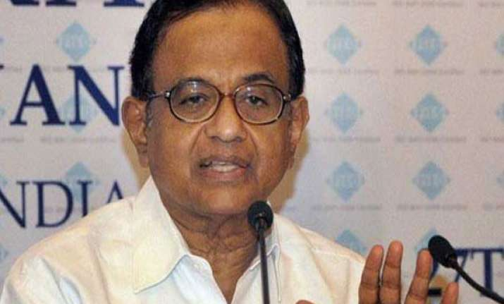 modi can t ensure higher growth than upa chidambaram