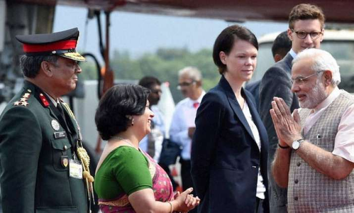 modi to launch 1st multilateral engagement with brics