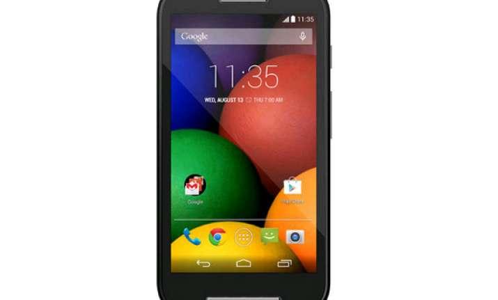moto e a high quality budget phone for rs 6999