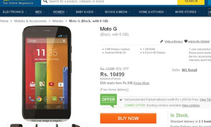 moto g gets a price cut of rs 2 000