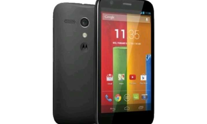 motorola launches moto e at rs 6 999