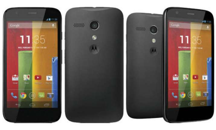 motorola sells 20 000 units of moto g within hours of its