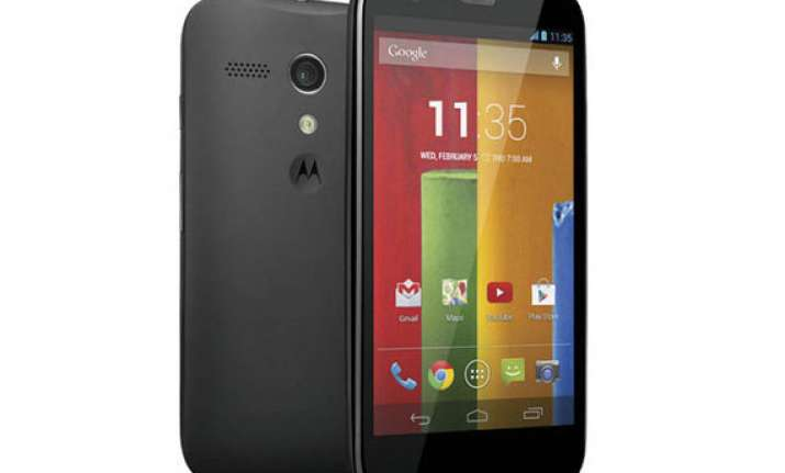 motorola to launch moto g on february 5