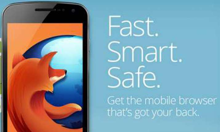 mozilla firefox for android smartphones launched