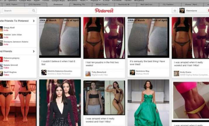 multiple pinterest accounts hacked loaded with multiple