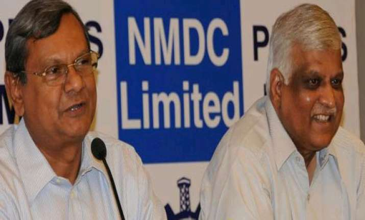 nmdc mulls shifting proposed pellet plant site in