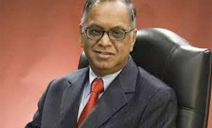 narayana murthy rejoins infosys as executive chairman son