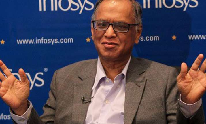 narayana murthy s letter to the infosys top brass