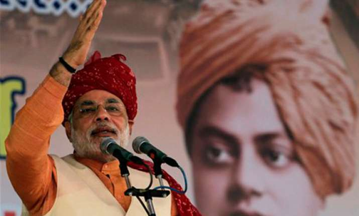 narendra modi addresses rallies in 3d avatar