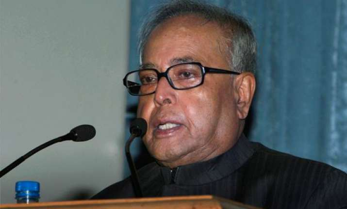 need innovative remedies to fight slowdown inflation pranab