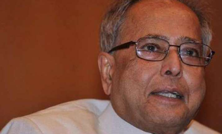 need to dissuade people from investing in gold says pranab