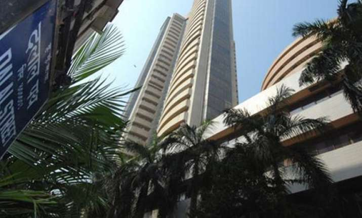 nifty ends with modest recovery up 12 points