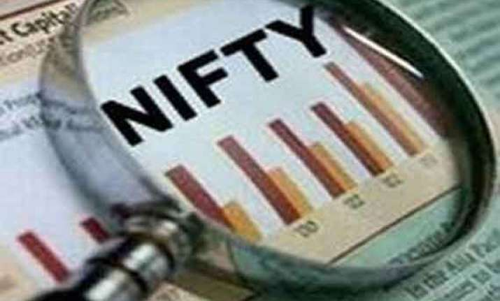 nifty retreats from new peak on profit booking down 14