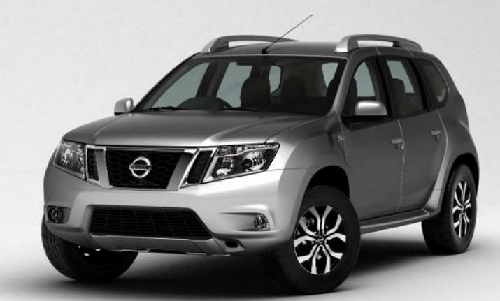 nissan terrano launched in india at rs 9.58 lakh