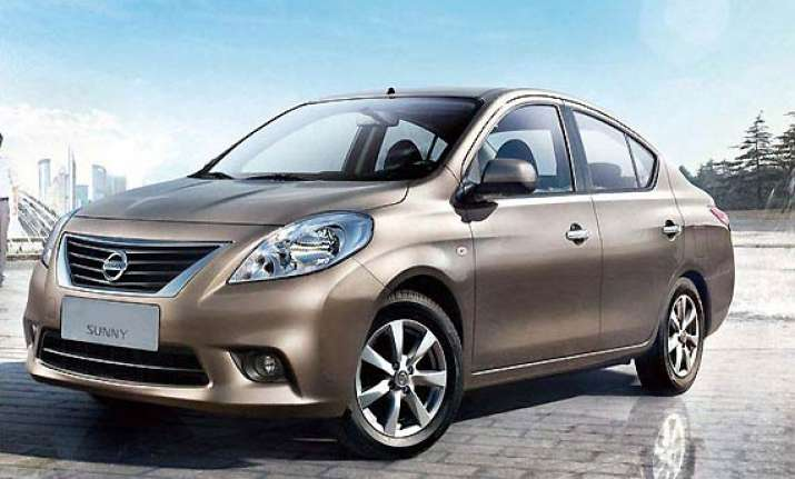 nissan kicks off sunny production to be ready for diwali