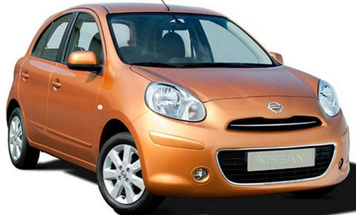 nissan to hike micra sunny prices on rising input cost